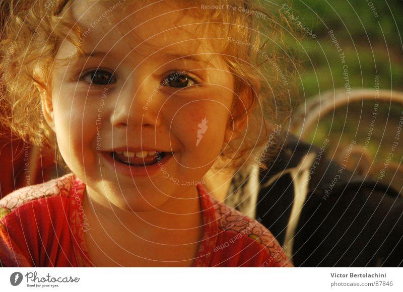 Lua Mensch Kind Gesicht Kleinkind