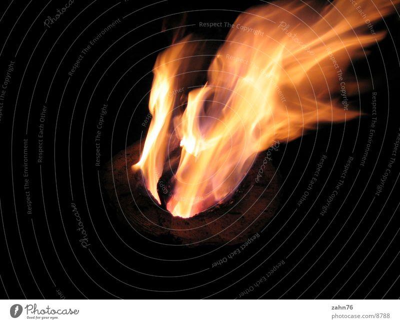 Holzofen Brand Dinge Flamme