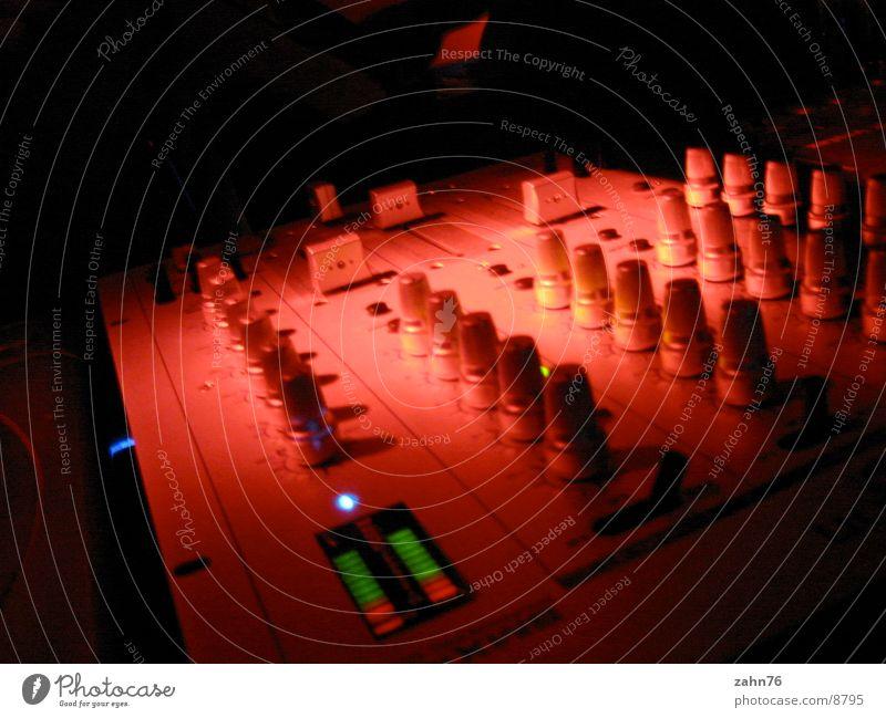 Mischpult 2 Party Technik & Technologie Klang Musikmischpult Regler Elektrisches Gerät