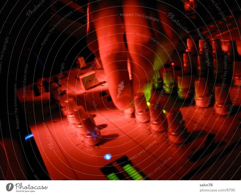 Mischpult 1 Party Technik & Technologie Klang Musikmischpult Regler Elektrisches Gerät