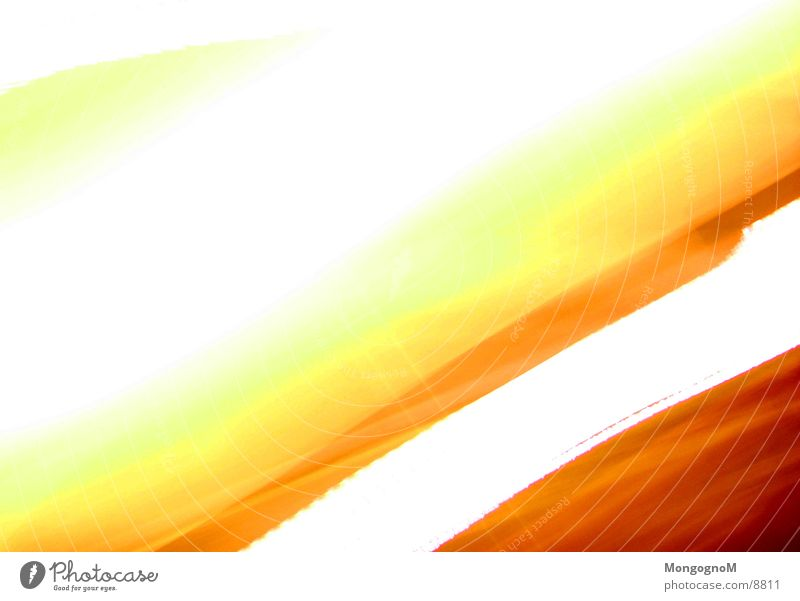 Lichtstreifen rot hell braun orange