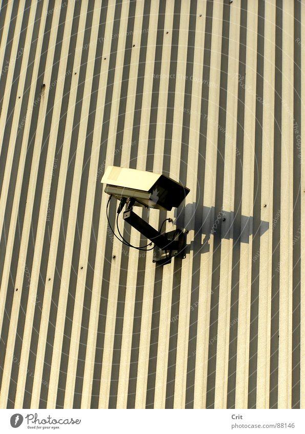 big brother 2 See ungesetzlich Sicherheit camera Überwachungsstaat alone watch eye legal robot Mauer