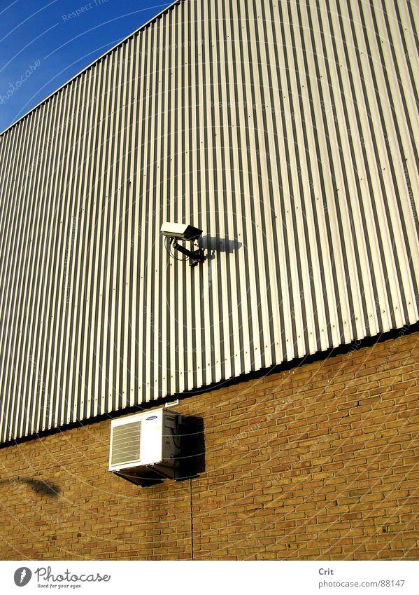 big brother 3 See ungesetzlich Sicherheit camera Überwachungsstaat alone watch eye legal robot Mauer
