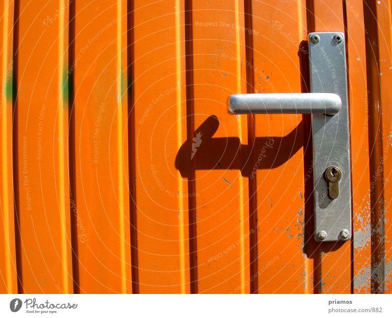 Tür Tür Tor Griff Öffnung Dinge