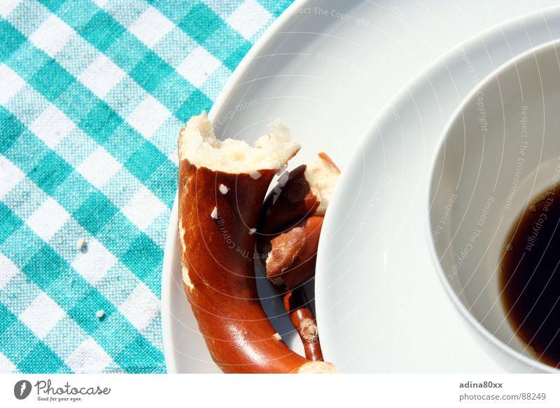 Vesperpause III Ernährung Tisch Pause Kaffee Gastronomie Club Café Appetit & Hunger Frühstück Teller Tischwäsche Espresso satt Snack Mittag Imbiss