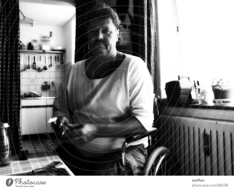 micha Mann Deutschland Krankheit Bier Alkohol Rollstuhl Gesetze und Verordnungen Sozialgesetz
