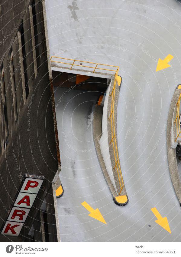 KRAP Vancouver Kanada Nordamerika Stadt Hafenstadt Stadtzentrum Menschenleer Hochhaus Industrieanlage Park Parkhaus Bauwerk Gebäude Architektur Mauer Wand