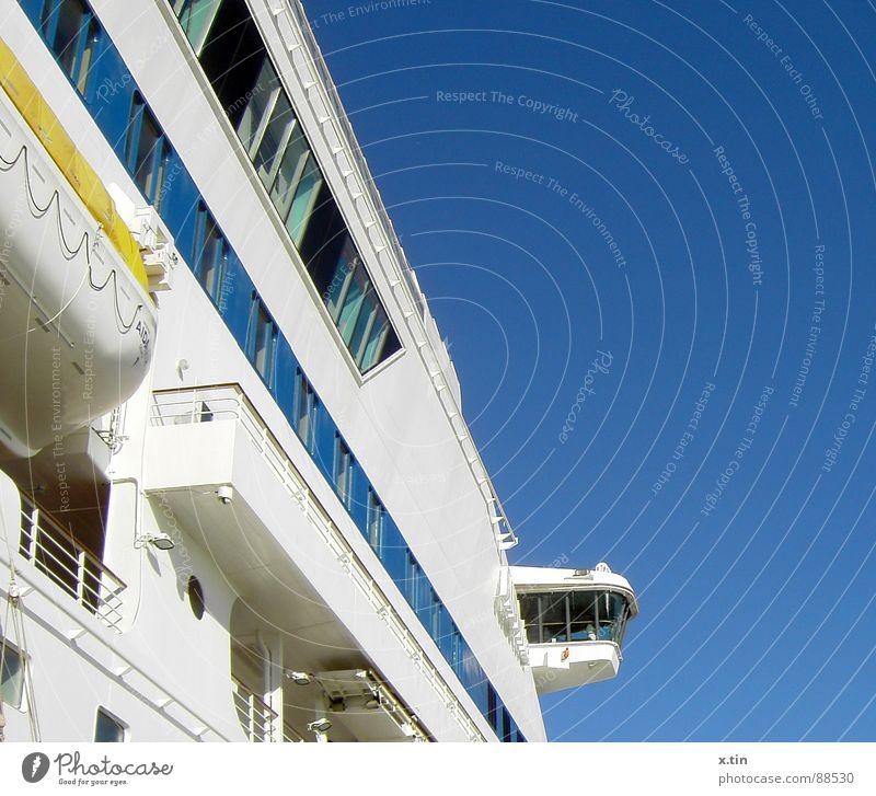 Clubschiff Meer Ferien & Urlaub & Reisen Wasserfahrzeug Schifffahrt Kapitän
