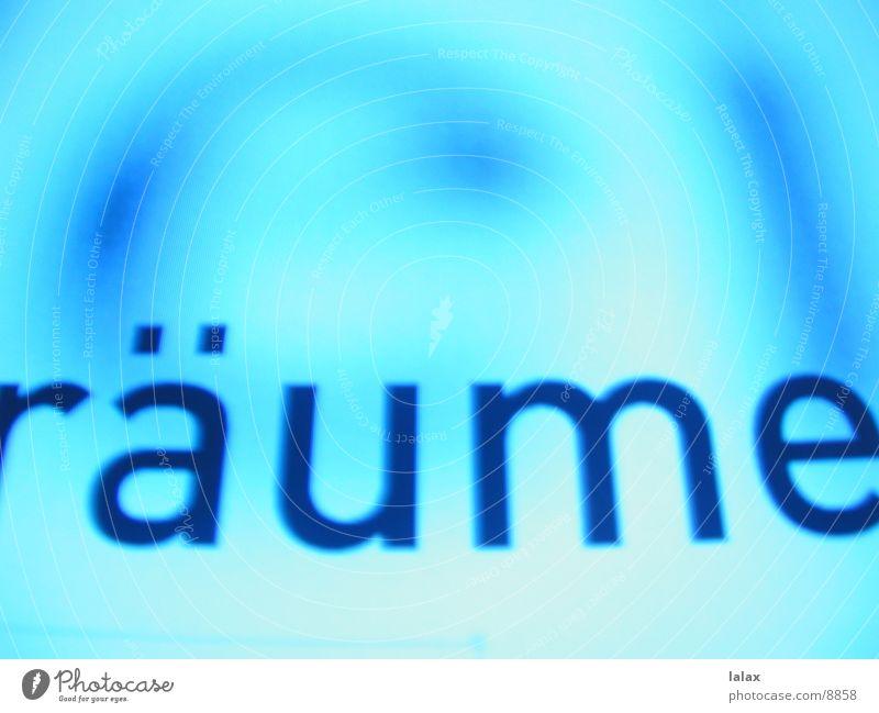 typo Bildschirm Typographie Dinge Raum