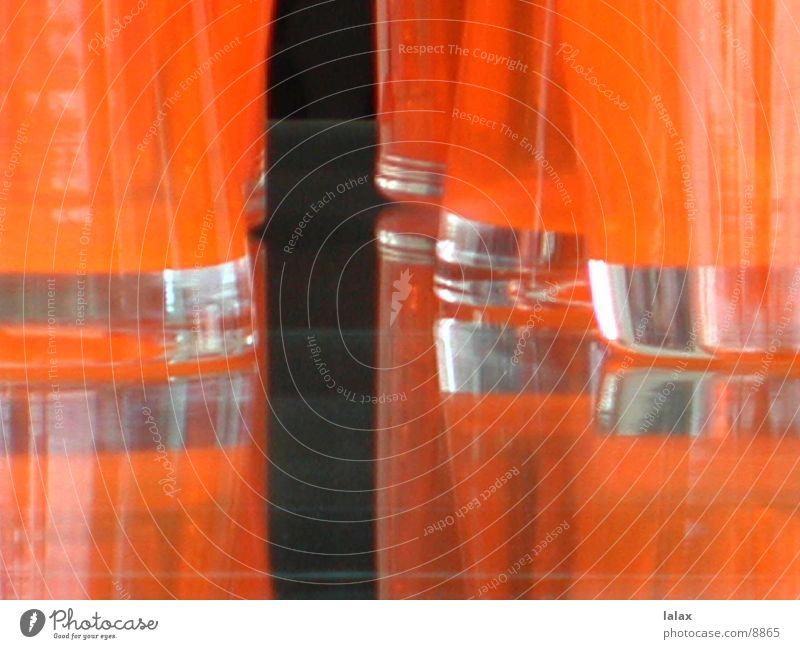 orange orange Glas Fototechnik