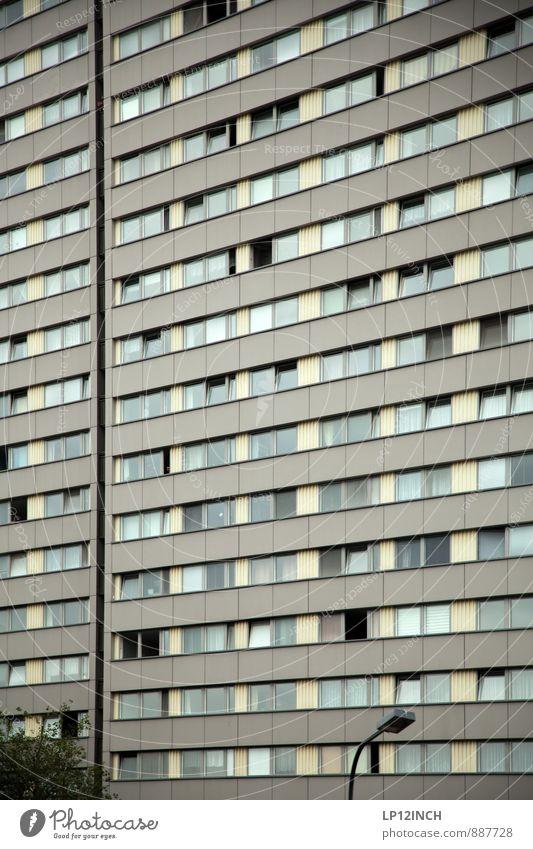 Arbeiten mit dem Gehirn Arbeitsplatz Büro Business Berlin Hauptstadt Haus Hochhaus Bauwerk Gebäude Architektur Fassade Netzwerk Arbeit & Erwerbstätigkeit