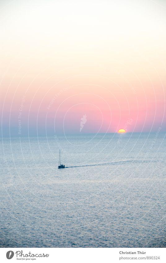 Schön war es.... Ferien & Urlaub & Reisen Sommer Meer Erholung Gefühle Glück Freiheit außergewöhnlich Stimmung träumen Wellen Zufriedenheit Tourismus Insel