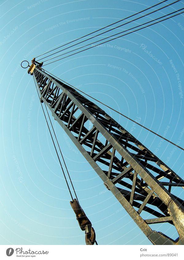 crane 2 Design Monster Industrie build construction make god create vehicle machine