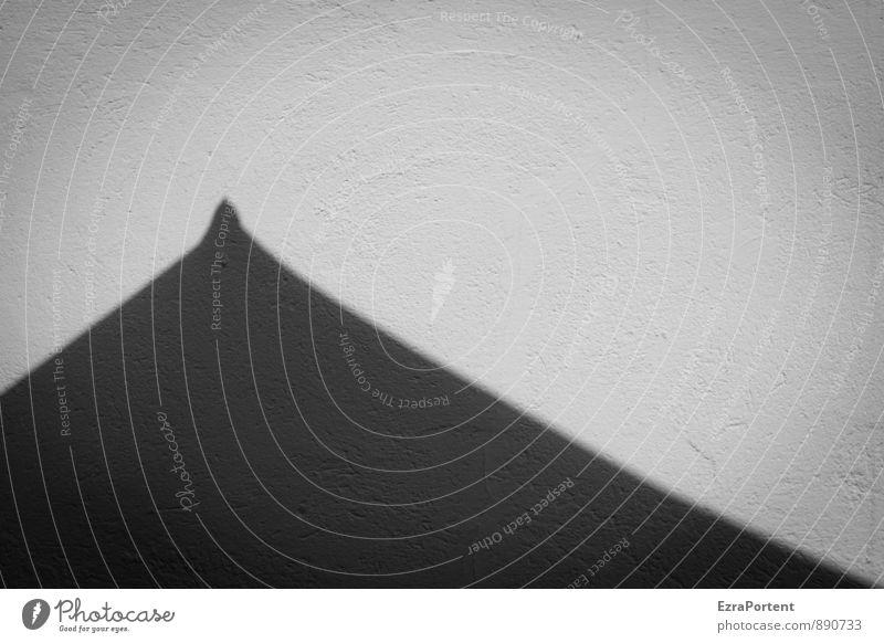 Spitzbergen Ferien & Urlaub & Reisen weiß Sommer Sonne Haus schwarz Berge u. Gebirge Wand Architektur Mauer Gebäude Freizeit & Hobby Design Tourismus Spitze Grafik u. Illustration