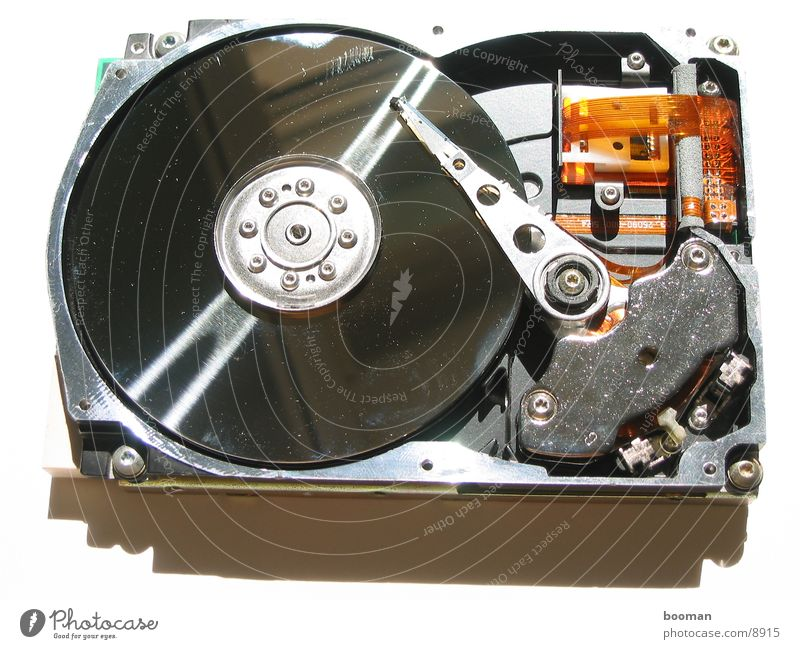 festplatte Elektrisches Gerät Computer Technik & Technologie Hardware Festplatte harddiscdrive technic