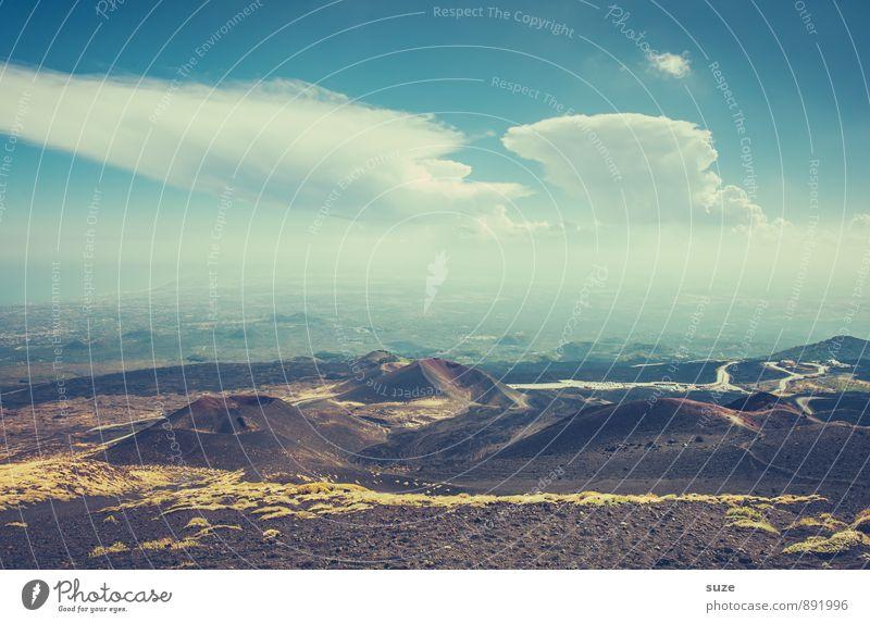 Altes Land Ferien & Urlaub & Reisen Tourismus Ausflug Expedition Berge u. Gebirge wandern Umwelt Natur Landschaft Urelemente Himmel Wolken Horizont Klima