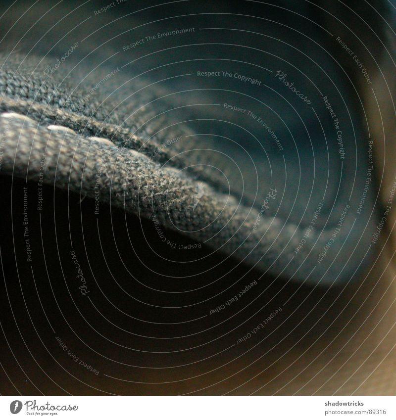 Classic Vans - Schuhlasche Schuhe Bekleidung gehen Turnschuh Textilien Stoff Unschärfe Schuhbänder schwarz zyan dunkel Instant-Messaging Makroaufnahme