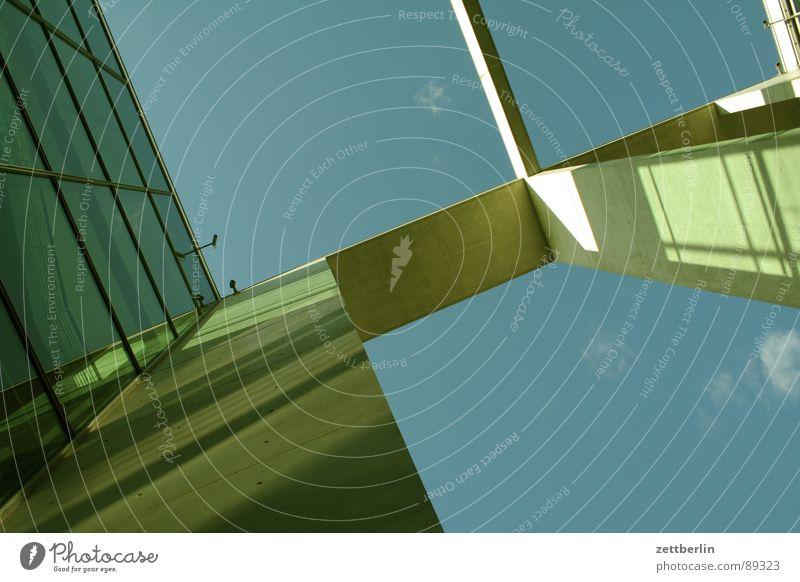 Paul-Löbe-Haus Architektur Beton Ecke Macht Hochmut Regierung Regierungssitz LEGO Politik & Staat Spreebogen Moderne Architektur