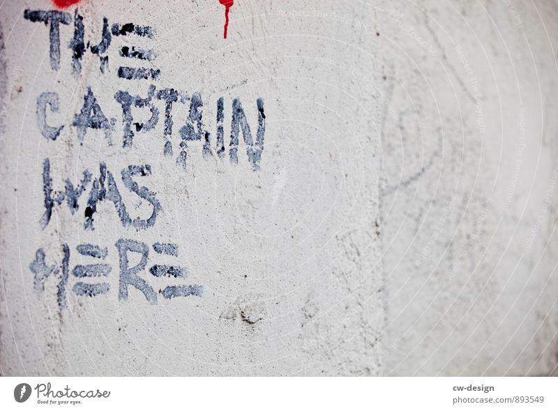 Noch Fragen? alt Freude kalt Wand Graffiti Mauer Kunst Fassade Design Tourismus Dekoration & Verzierung Schilder & Markierungen authentisch Schriftzeichen