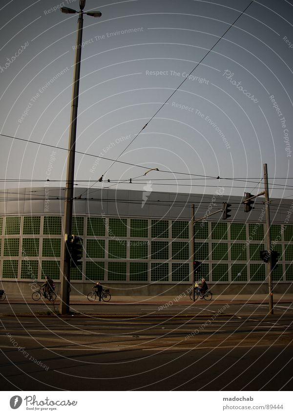 DIE ENTDECKUNG DER LANGSAMKEIT Natur Stadt alt grün Haus Straße Wand Leben Architektur Wiese Bewegung Gras Gebäude Mauer Spielen grau