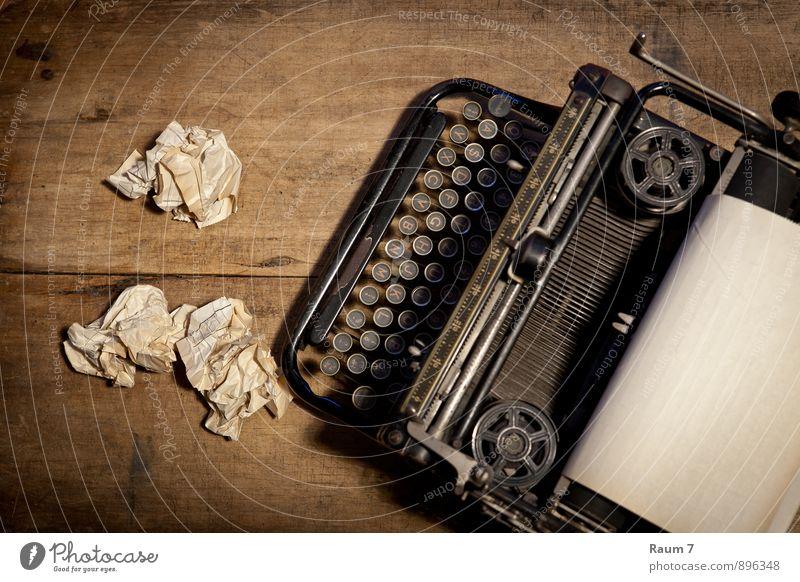 Schreibmaschine Büroarbeit Medienbranche Tastatur Hardware Technik & Technologie Informationstechnologie Industrie Schreibwaren Papier Sammlerstück