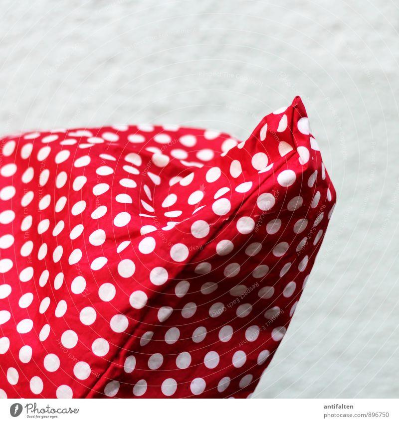 Punkte rot weiß schön weiß rot Freude Freizeit & Hobby Dekoration & Verzierung Fahrrad frisch verrückt Fröhlichkeit Lebensfreude Freundlichkeit Fahrradfahren einzigartig Kitsch neu