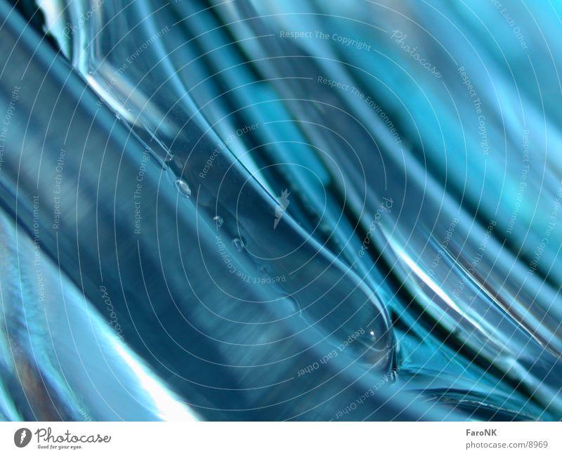 blue wave Wellen Fototechnik blau