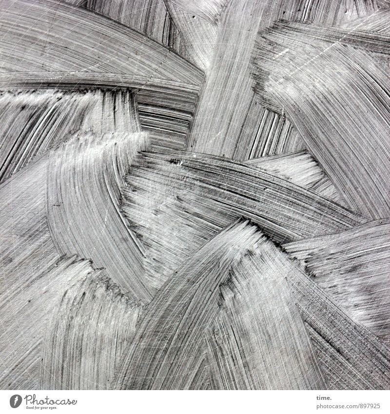 Wildes Meer Kunst Kunstwerk Gemälde Bild Pinselstrich Farbe Kellenhusen Bauwerk Stein Beton rebellisch verrückt wild Wut Bewegung Partnerschaft bizarr chaotisch