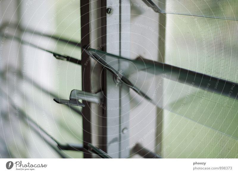 Tropical Louvers Innenarchitektur Gesundheit Metall Wohnung Glas frisch beobachten exotisch Fensterscheibe atmen