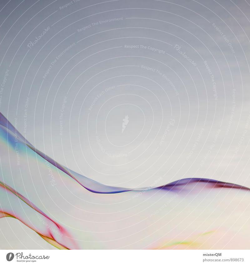 Cosmic Sound I Kunst ästhetisch Zufriedenheit Himmel (Jenseits) himmelblau himmelwärts Himmelskörper & Weltall Himmelszelt Himmelsstürmer Schwung schwungvoll