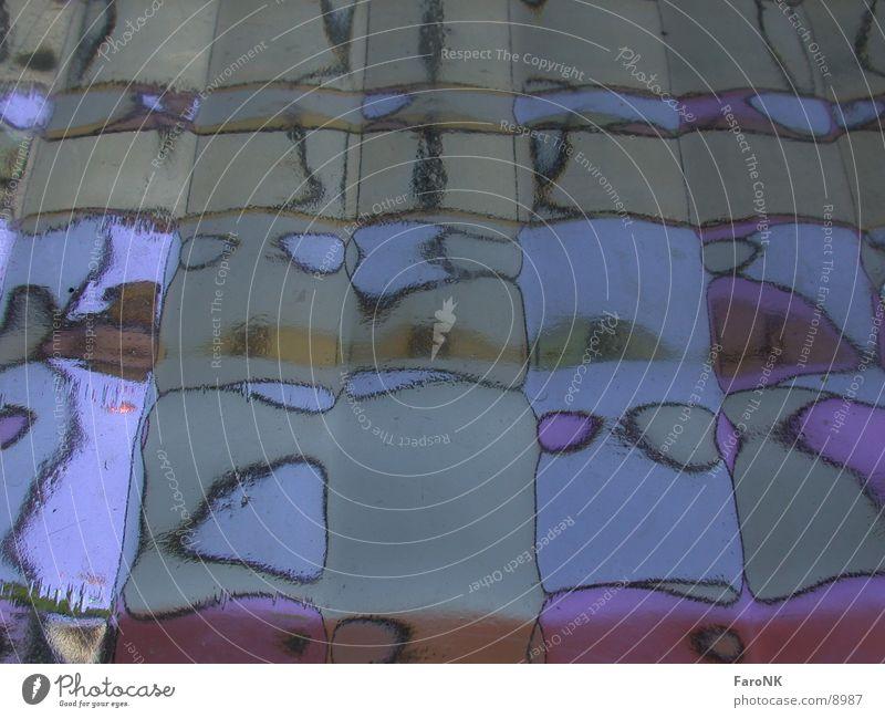 Glasscheibe Farbe Fensterscheibe Fototechnik