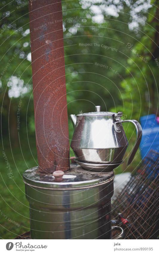 ofen Natur Pflanze Baum Umwelt Gras natürlich Garten einfach Kochen & Garen & Backen Kaffee Tee Grünpflanze Kannen Ofenheizung Kessel Ofenrohr