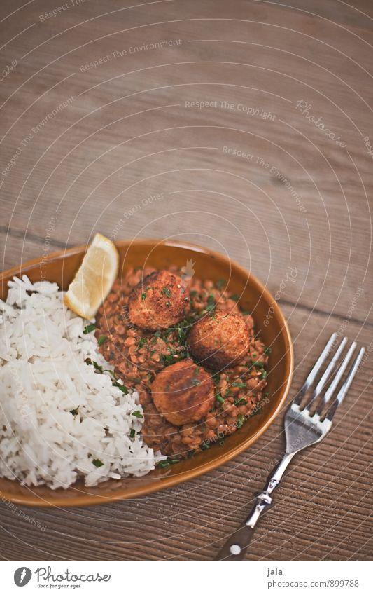dal bhat Lebensmittel Reis Dal Bhat Linsen Ernährung Mittagessen Bioprodukte Vegetarische Ernährung Schalen & Schüsseln Gabel Gesunde Ernährung einfach