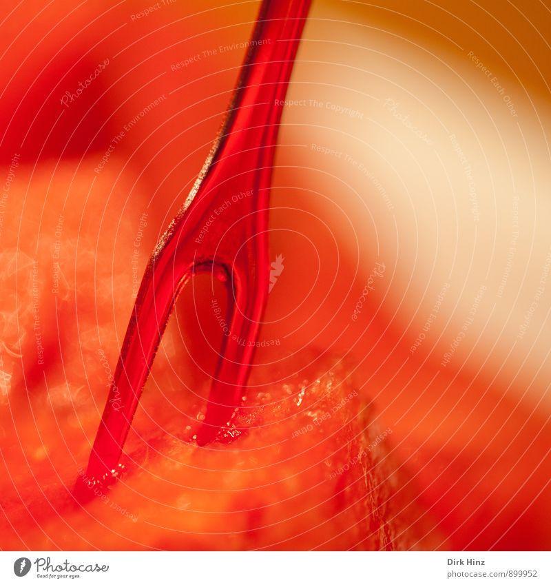 ... ganz schön spießig rot Essen Gesundheit Lebensmittel Frucht frisch ästhetisch Ernährung genießen Spitze süß Teile u. Stücke exotisch Vitamin