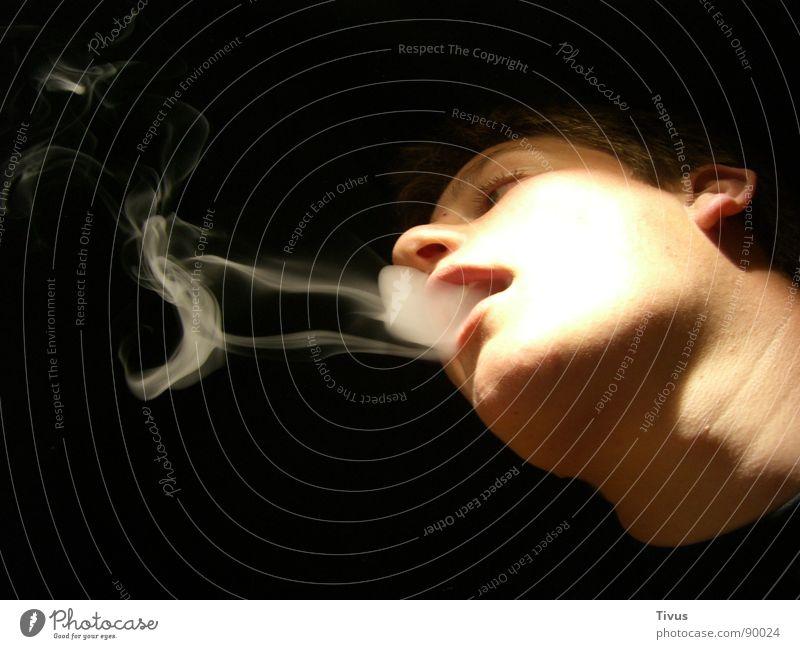 Smoking Jugendliche Erholung Rauchen Club Gastronomie Wasserpfeife