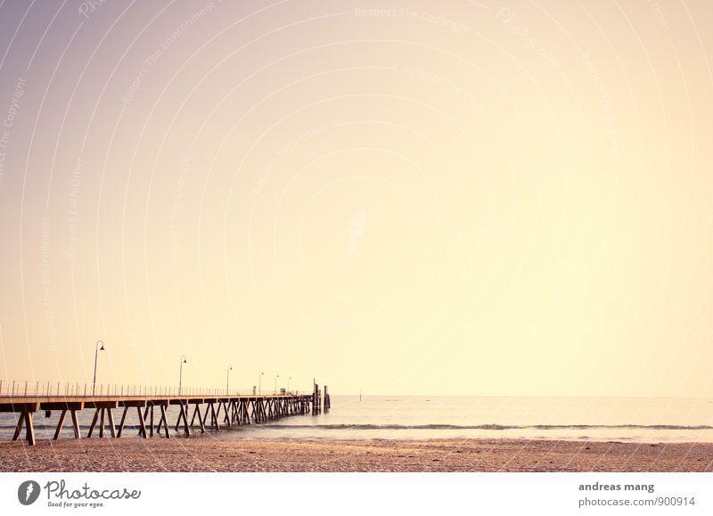 Ab ins Meer Ferien & Urlaub & Reisen Tourismus Ferne Freiheit Sommerurlaub Strand Australien Warmherzigkeit Neugier Hoffnung Sehnsucht Heimweh Fernweh Beginn
