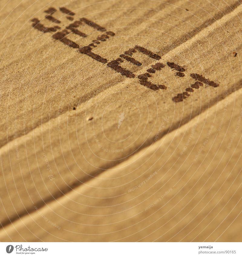<select>...</select> braun Schriftzeichen Buchstaben Software nah Typographie Karton wählen sortieren Basteln Makroaufnahme Papier Krümel kennzeichnen