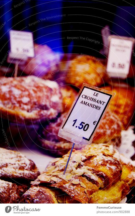 LaFrance_05 Essen Lebensmittel Ernährung Getreide lecker Süßwaren Café Bioprodukte Frühstück Frankreich Backwaren Picknick Theke Dessert Teigwaren