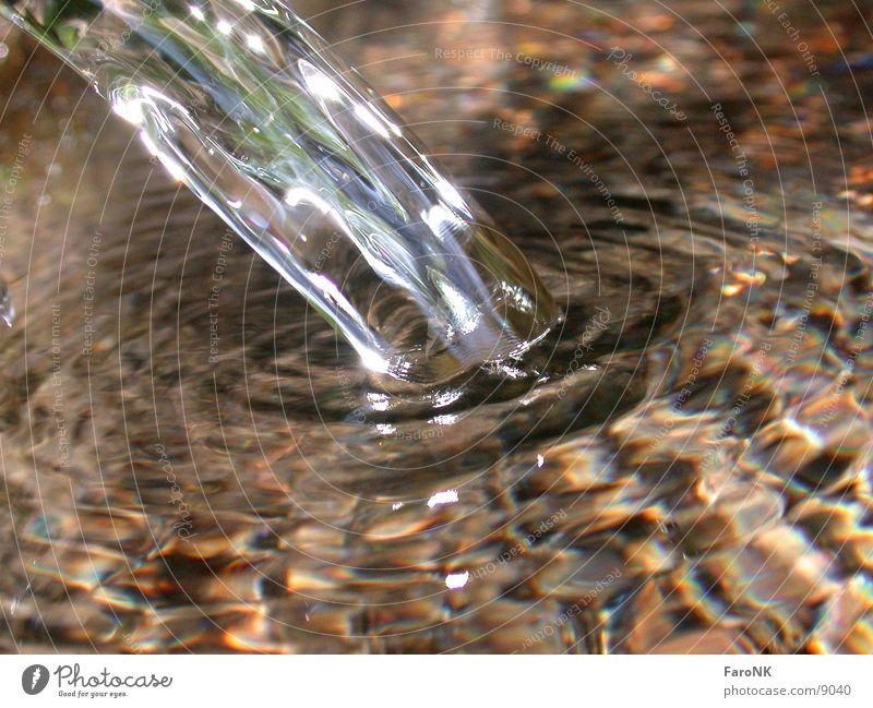H2O Wasser Sonne