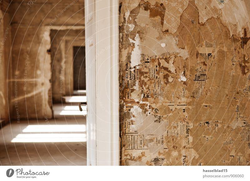 the wall alt Haus Wand Gebäude Mauer Lifestyle Arbeit & Erwerbstätigkeit Wohnung Zufriedenheit Raum Tür Baustelle Bauwerk Umzug (Wohnungswechsel) Wohlgefühl