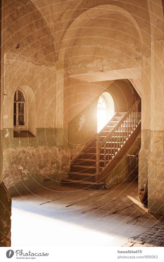 hinauf Reichtum Design Freude sparen Wohlgefühl Zufriedenheit Häusliches Leben Haus Traumhaus Hausbau Renovieren einrichten Innenarchitektur Raum Handwerker