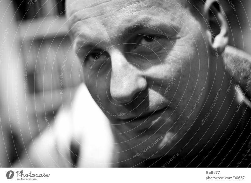 Oleg Mann Natur Gesicht Gefühle Stimmung Freundlichkeit direkt Gesichtsausdruck attraktiv Porträt Ehrlichkeit privat typisch sympathisch