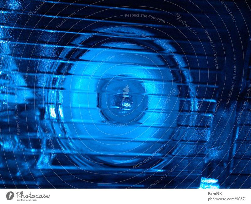 tape Musikkassette Makroaufnahme Nahaufnahme Schnur blau