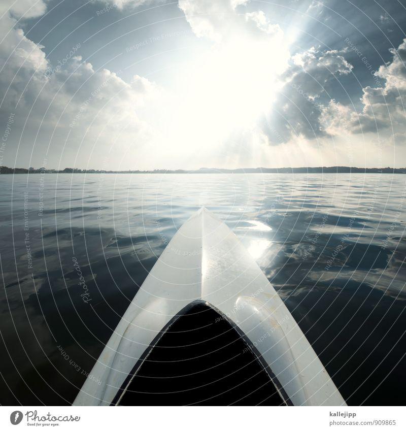 leinen los Himmel Natur Wasser Sommer Wolken Umwelt Sport See Wasserfahrzeug Horizont Wellen Schönes Wetter Seeufer nachhaltig Wassersport Ruderboot