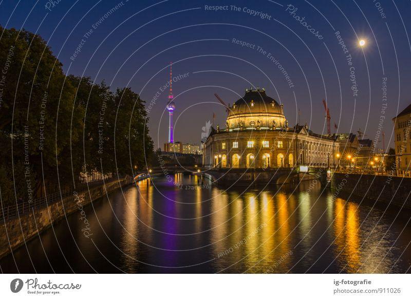 Architektur Gebäude Berlin Warmherzigkeit Brücke Hauptstadt Museum Sightseeing Berliner Fernsehturm Städtereise