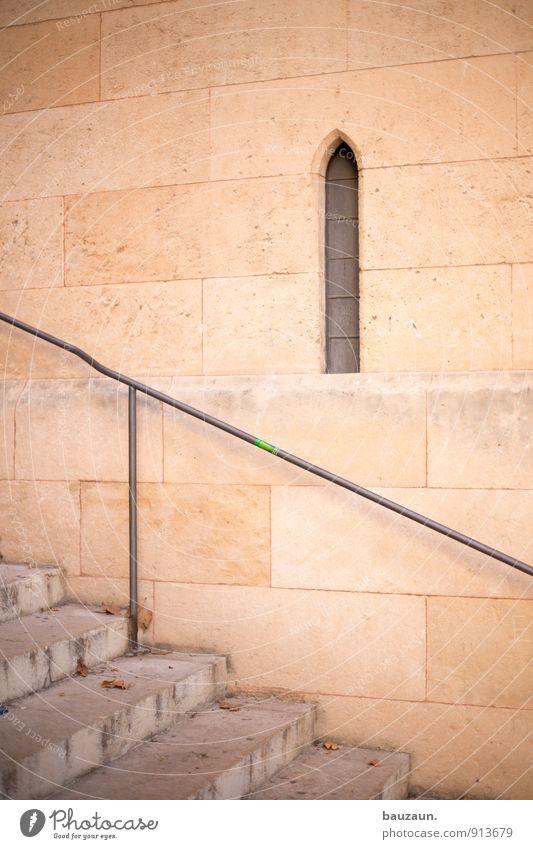 !. Haus Traumhaus Sommer Kirche Dom Palast Burg oder Schloss Bauwerk Gebäude Architektur Mauer Wand Treppe Fassade Fenster Wege & Pfade Treppengeländer Stein