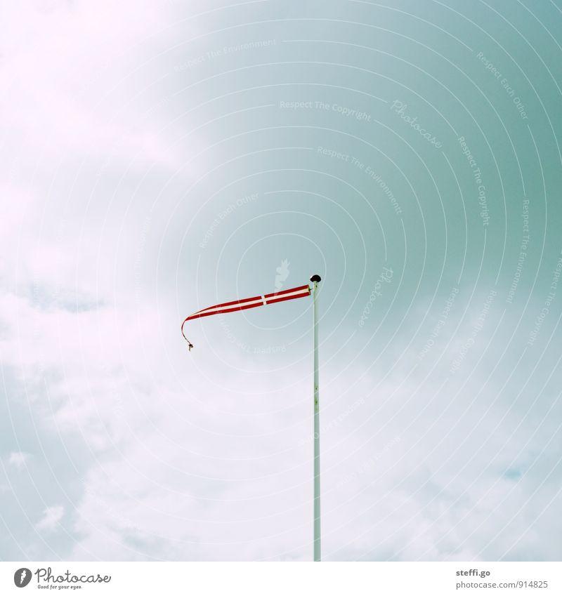 Königreich Dänemark Ferien & Urlaub & Reisen weiß rot Ferne Garten Tourismus ästhetisch Ausflug Streifen Kultur Fahne Grundbesitz Sommerurlaub Kreuz Sightseeing