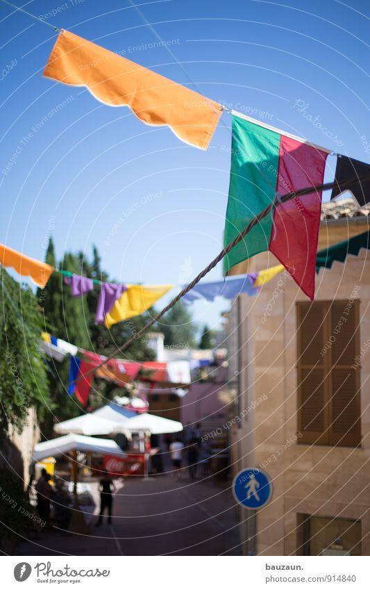 400 | groß feiern. Ferien & Urlaub & Reisen Stadt Sommer Freude Straße Wege & Pfade Feste & Feiern Party Tourismus Fröhlichkeit Ausflug genießen beobachten
