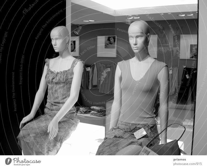 Puppen Stil Dinge Ladengeschäft Schaufensterpuppe