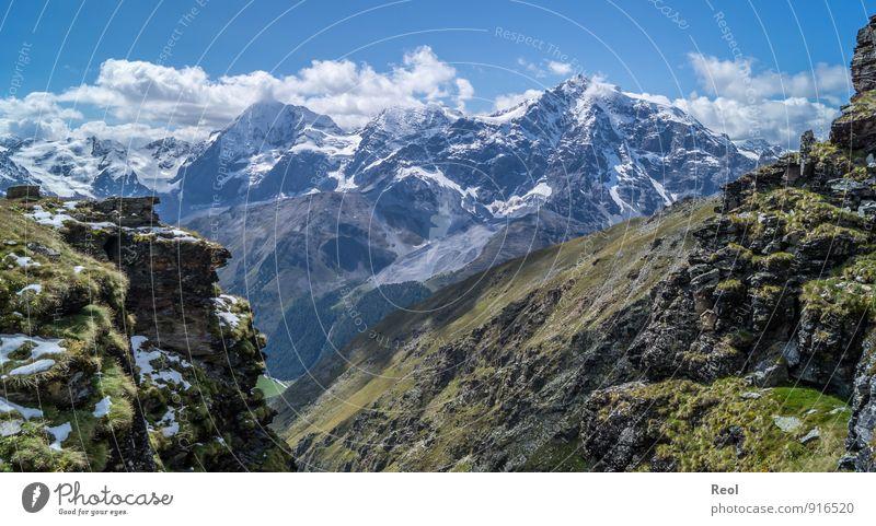 Ortler Himmel Natur alt blau Stadt grün weiß Sommer Landschaft Umwelt Berge u. Gebirge Schnee fliegen Eis Erde wandern